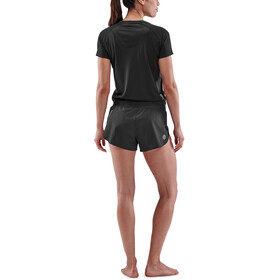Skins Series-3 Run Shorts Women, czarny